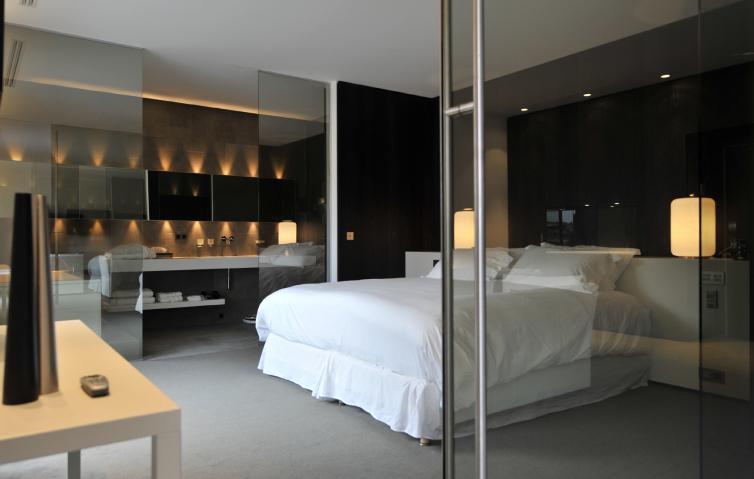 B Design & Spa Paradou - Chambre