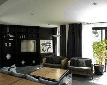 B Design & Spa Paradou - hall d'accueil